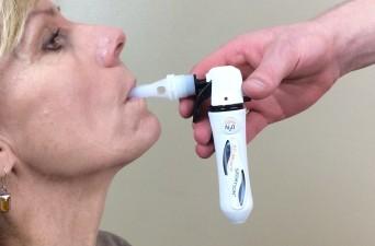 Nitrous Oxide Inhaler