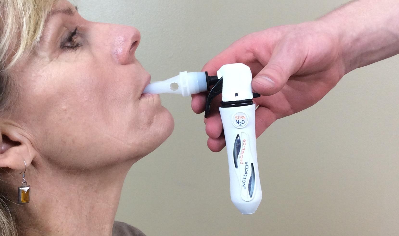 Nitrous Oxide Inhaler Transforms Medicine